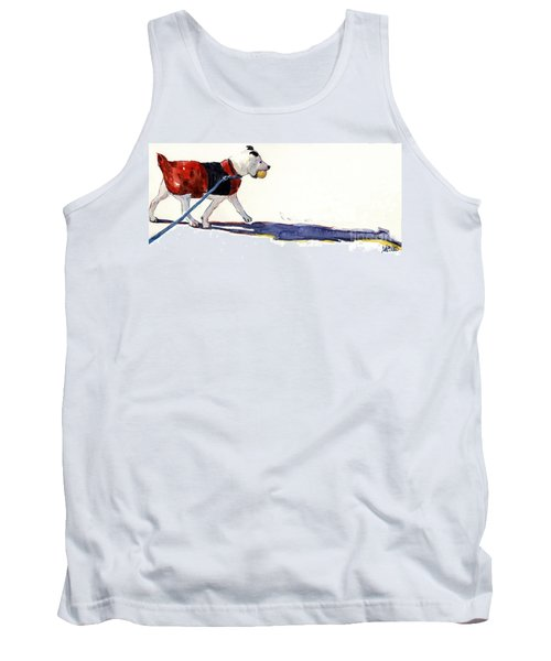 Walk In The Park Tank Top by Molly Poole