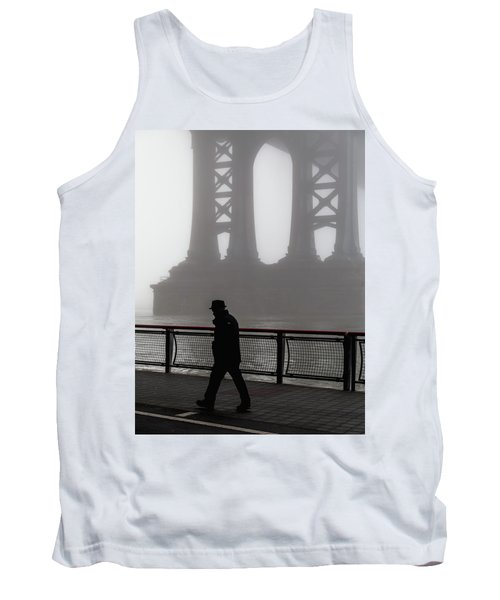 Walk Thru The Fog... Tank Top