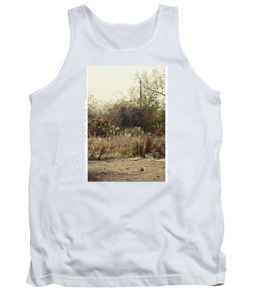 Walking By The Lake  #landscape #lake Tank Top