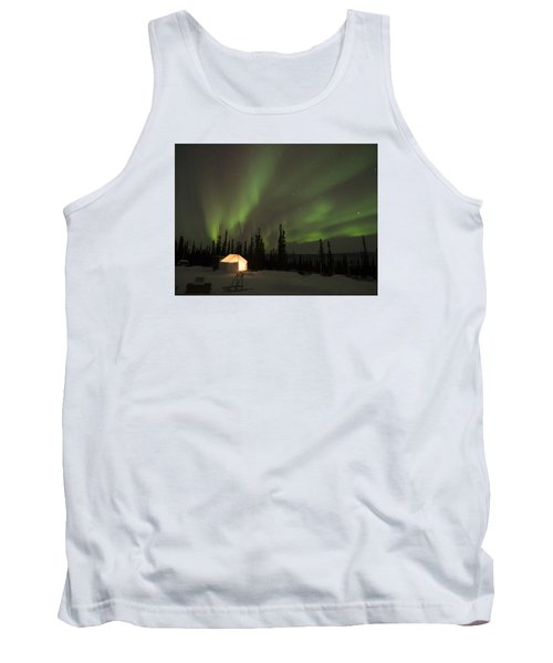 Wall Tents And Aurora Tank Top