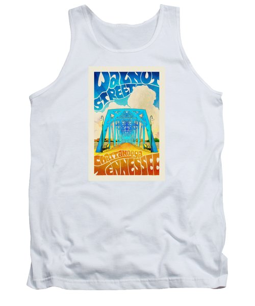 Walnut Street Poster Tank Top