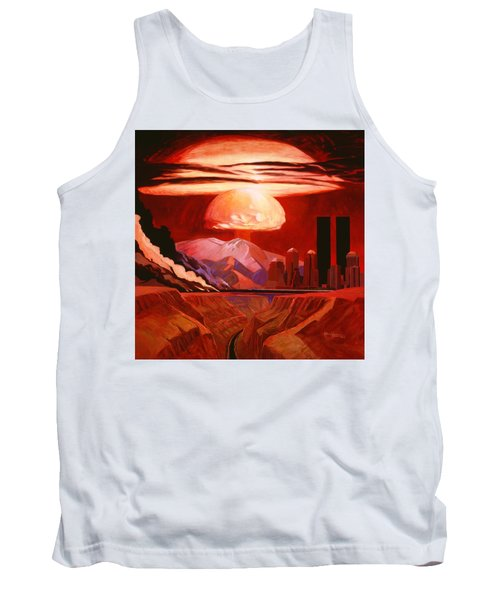 War Is Peace Tank Top