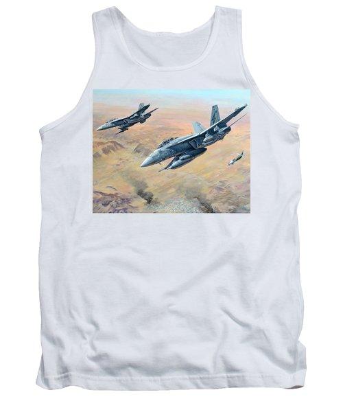 War On Terror Tank Top