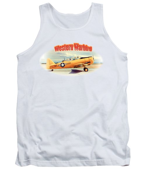 Warbird Touchdown Tank Top