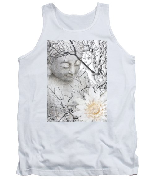 Warm Winter's Moment Tank Top by Christopher Beikmann