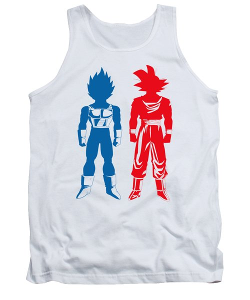 Warriors Tank Top