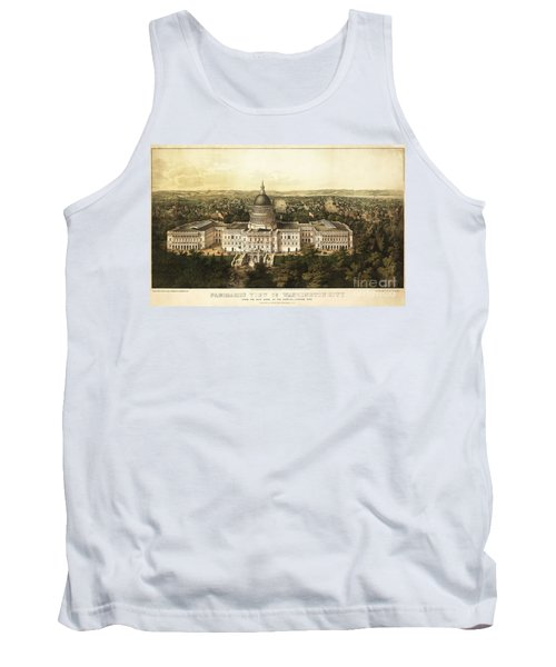 Washington City 1857 Tank Top