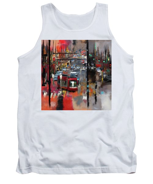 Washington I 471 1 Tank Top by Mawra Tahreem