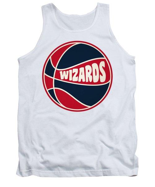 Washington Wizards Retro Shirt Tank Top