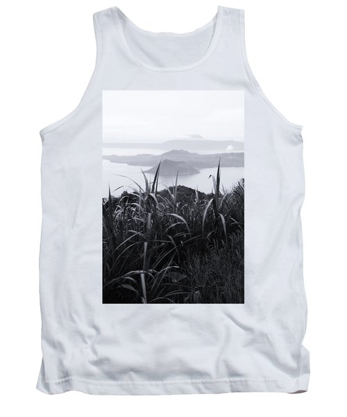 Watch Over Tank Top by Jez C Self