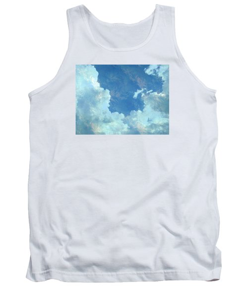 Water Clouds Tank Top
