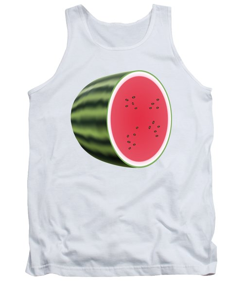 Water Melon Tank Top