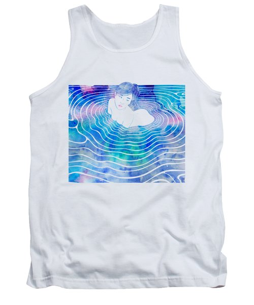 Water Nymph Lxxxix Tank Top