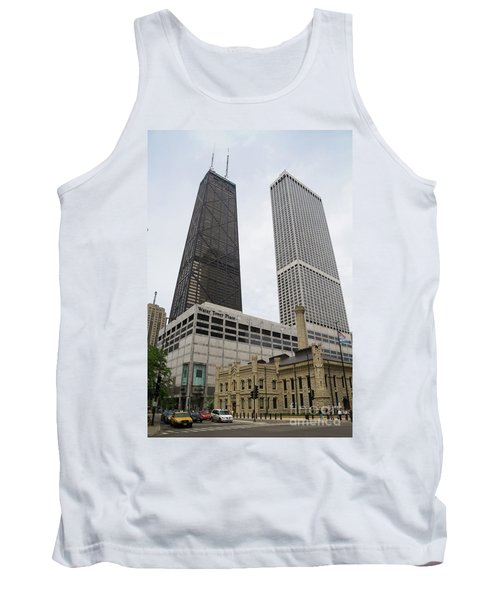 Water Tower Place And Company Tank Top