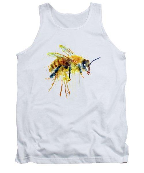 Watercolor Bee Tank Top