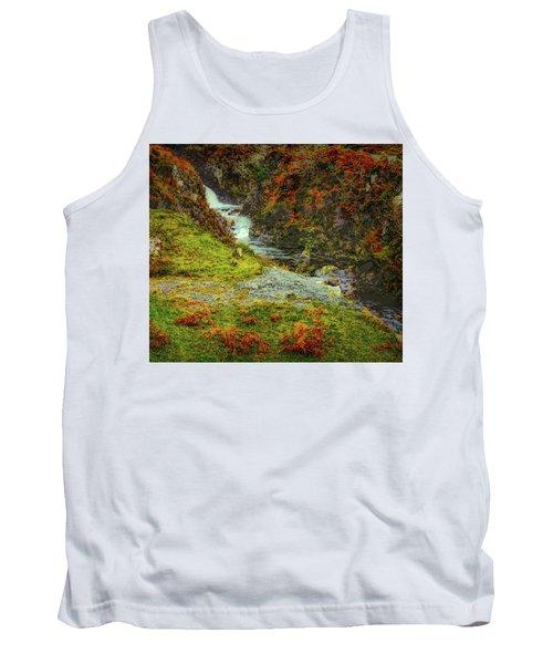 Waterfall 1 #g9 Tank Top