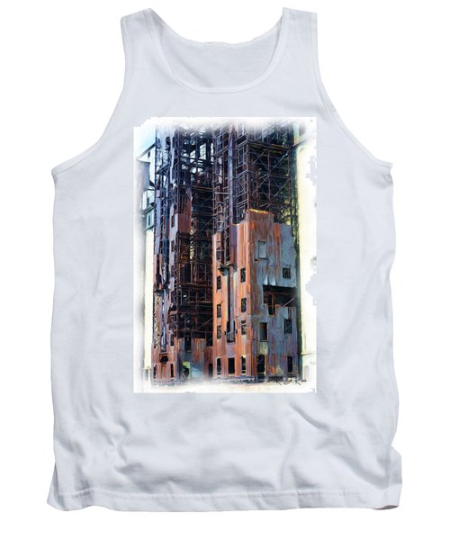 Waterfront Decay One Tank Top