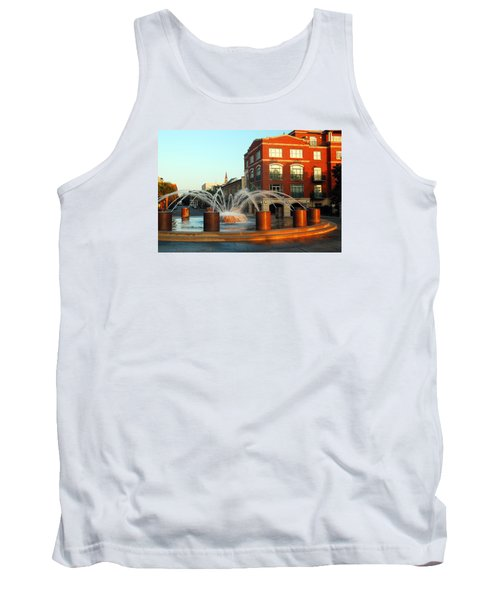 Waterfront Park Charleston Tank Top
