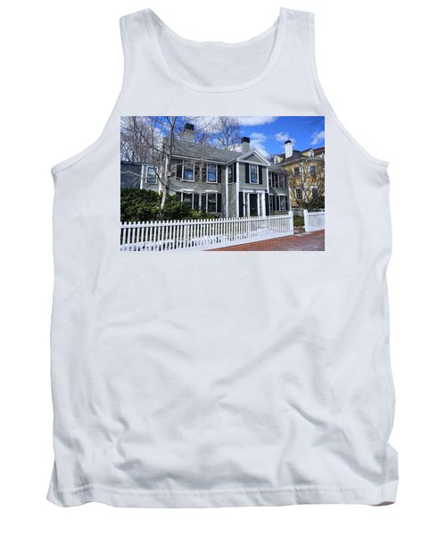 Waterhouse House In Cambridge Tank Top