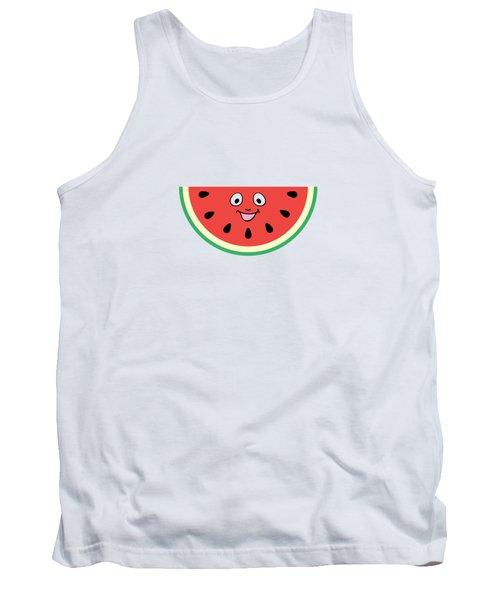 Watermelon Ornament Tank Top