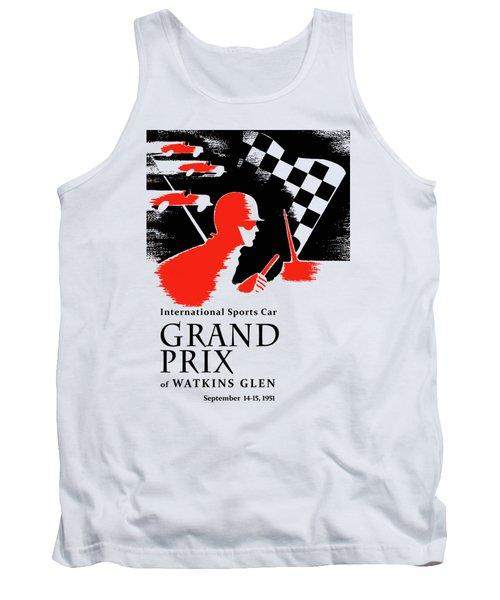 Watkins Glen Grand Prix 1951 Tank Top