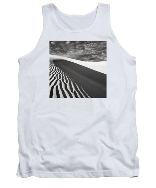 Tank Top featuring the photograph Wave Theory Vii by Ryan Weddle