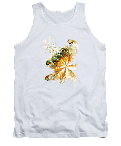Waves And Pearls Tank Top