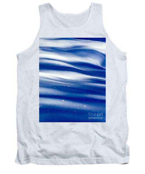 Waves Of Diamonds Tank Top