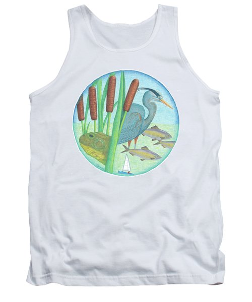 We Are All Connected Tank Top