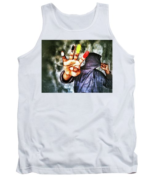 We Are One II Tank Top