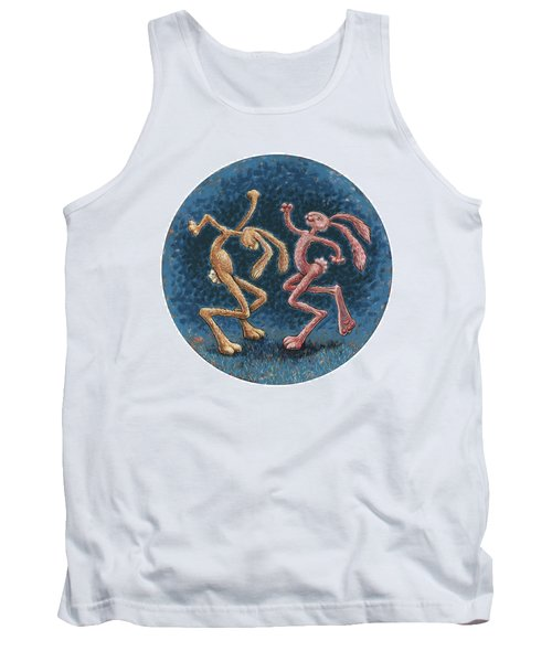 We Dance To Save The Round World  Tank Top