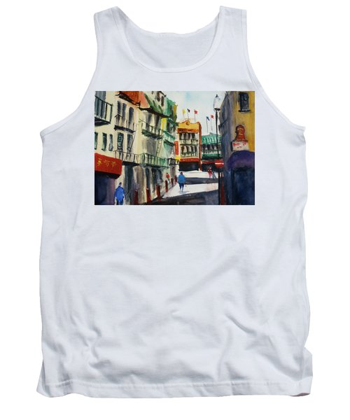 Waverly Place Tank Top by Tom Simmons