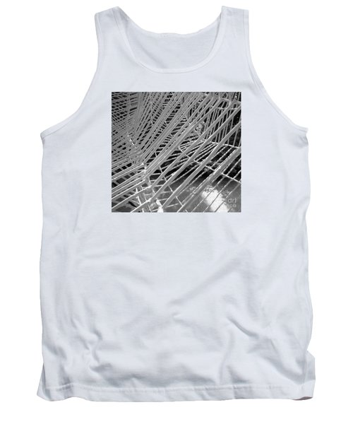 Web Wired Tank Top by Cathy Dee Janes