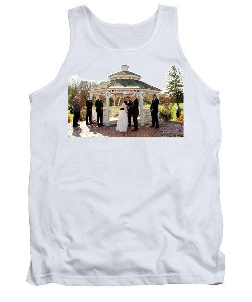 Wedding 2-3 Tank Top