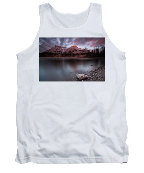 Wedge Pond Dawn Tank Top