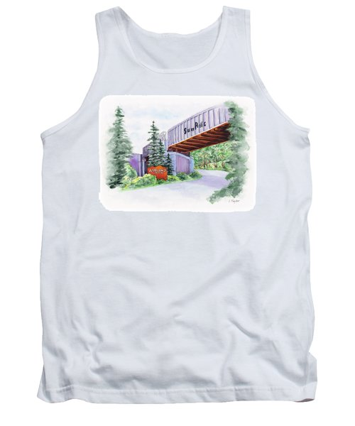 Welcome Tank Top