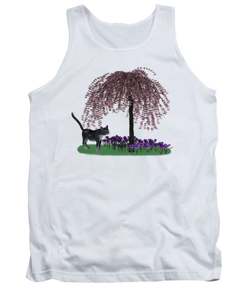 Welcome To Spring Tank Top