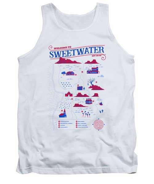 Welcome To Sweetwater Tank Top