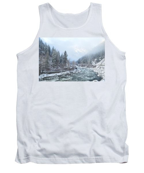 Wenatchee River Tank Top