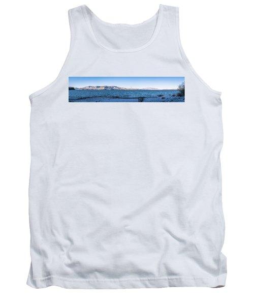 West Almanor Blue Tank Top