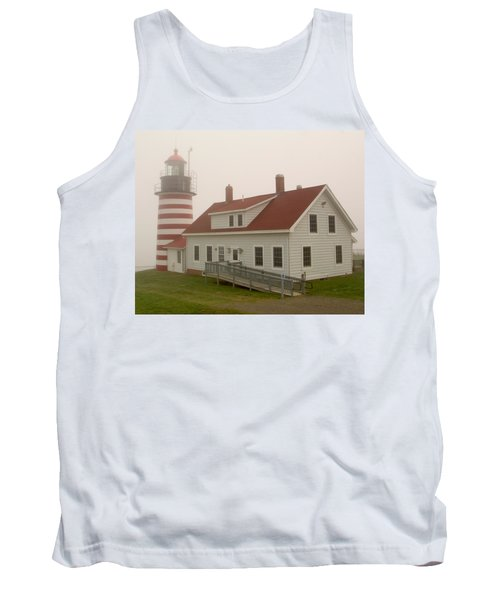 West Quoddy In Fog Tank Top