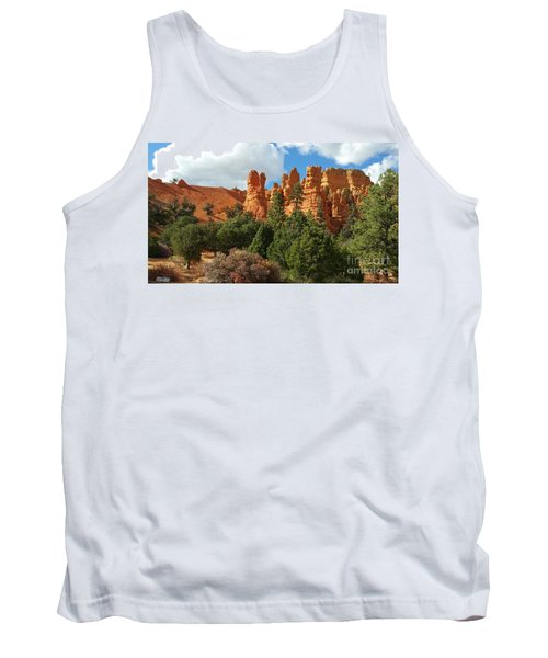 Western Skies Tank Top