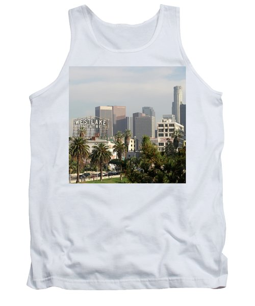 Westlake, Los Angeles Tank Top