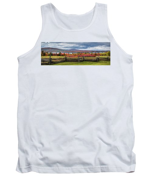 Westmore Overlook Tank Top by Tim Kirchoff