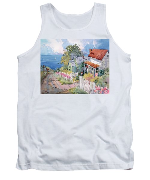 Westport By The Sea Tank Top