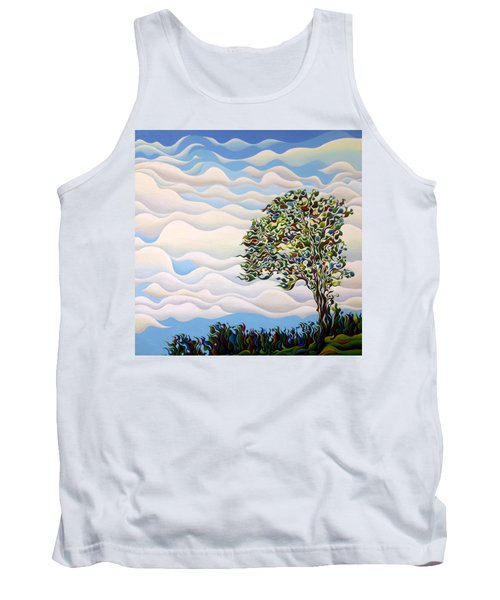 Westward Yearning Tree Tank Top