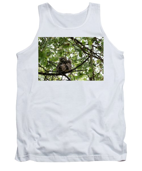 Wet Owl - Wide View Tank Top