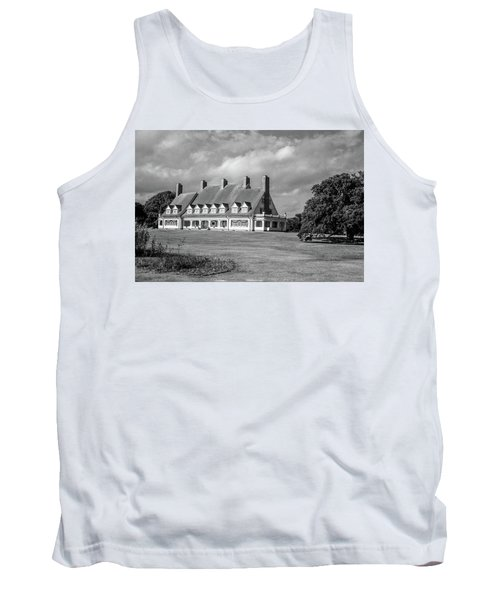 Whalehead Club Tank Top