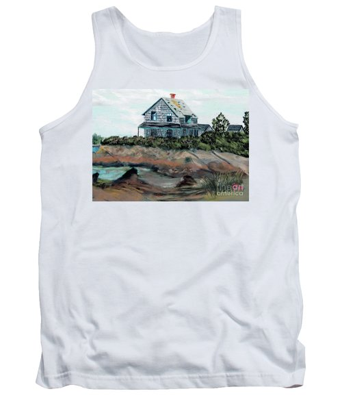 Whales Of August House Tank Top