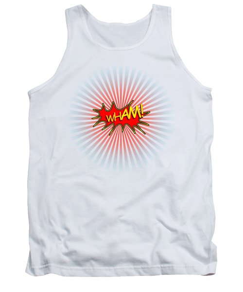 Wham Explosion Tank Top